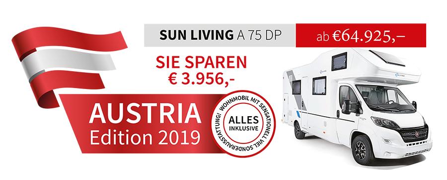 Sun Living A 75 DP