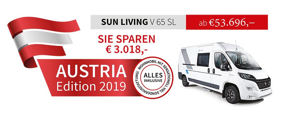 Sun Living V 65 SL