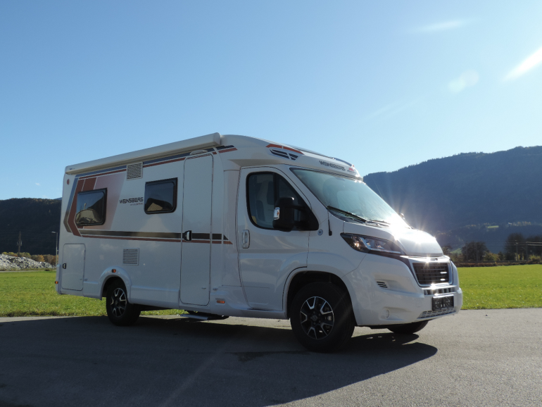 Weinsberg CaraCompact 600 MF Pepper-Edition