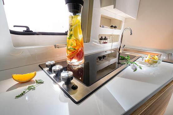 Adria Action Küche
