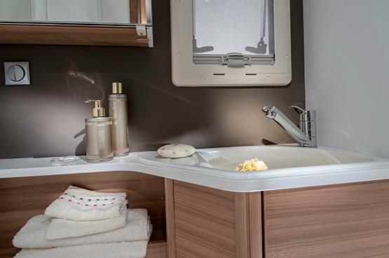 Küche des Adria Coral