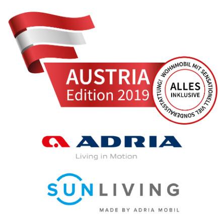 Austria Edition 2019 Marken